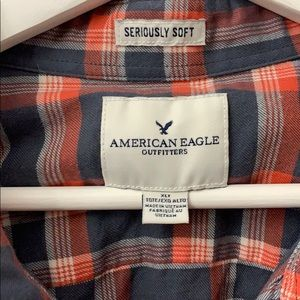 American Eagle Outfitters Shirts - American Eagle flannel button down